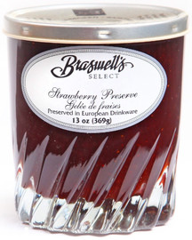 Braswell's Strawberry Preserve 13oz