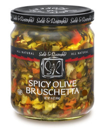 Sable & Rosenfeld Spicy Bruschetta 16oz