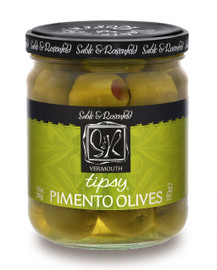 Sable & Rosenfeld Tipsy Olives 10.6 oz