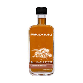 Runamok Cardamom Infused Maple Syrup 250ml