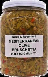 Sable & Rosenfeld Mediterranean Olive Bruschetta Topping 0.5 Gallon