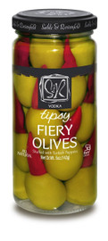 Sable & Rosenfeld Fiery Olives 5oz