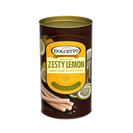 Dolcetto Wafer Roll Cans - Meyer Lemon 12oz