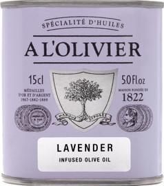 A L'Olivier Lavender Infused Olive Oil 150ml