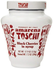 Toschi Cherries, Amarena 18oz