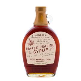 Blackberry Patch Maple Praline Syrup 12oz
