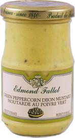 Fallot Dijon Mustard w.Gr Peppercorn 7oz