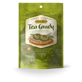Bali's Best Green Tea Latte Candy 100% Natural 5.3 oz