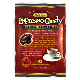 Bali's Best Espresso Candy 100% Natural 5.3oz