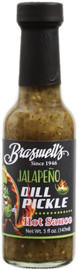 Braswell's Dill Pickle Hot Sauce 5oz