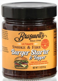 Braswell Smoke and Fire Burger Starter 11.0oz