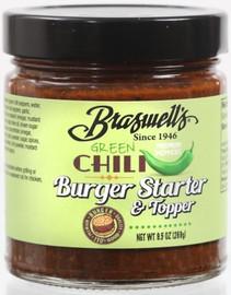 Braswell's Green Chili Burger Starter 9.5oz