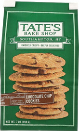 Tate's Bake Shop Chocolate Chip Cookies 7oz Bag