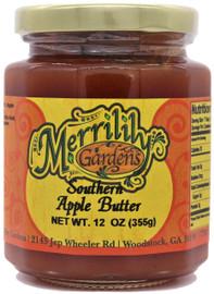 Merrilily Gardens Honey Kissed Apple Butter 12oz