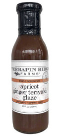 Terrapin Ridge Apricot Ginger Teriyaki Glaze 12oz