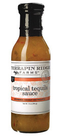 Terrapin Ridge Tropical Tequila Sauce 14oz