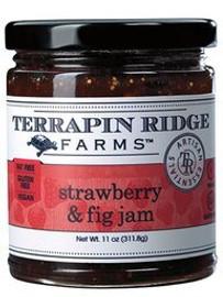 Terrapin Ridge Strawberry & Fig Jam 11oz