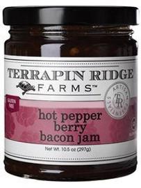 Terrapin Ridge Hot Pepper Berry Bacon Jam 11oz