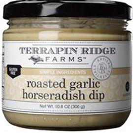 Terrapin Ridge Roasted Garlic Horseradish Dip 10.8oz
