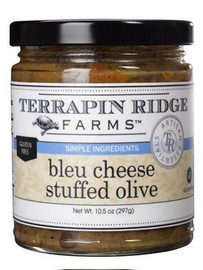 Terrapin Ridge Bleu Cheese Stuffed Olive Tapenade 9oz
