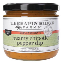 Terrapin Ridge Creamy Chipotle Pepper Dip 12oz