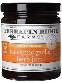 Terrapin Ridge Garlic Balsamic & Herb Jam 9.9oz