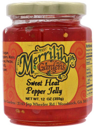 Merrilily Gardens Sweet Heat Pepper Jelly 12oz