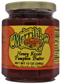 Merrilily Gardens Honey Kissed Pumpkin Butter 12 oz