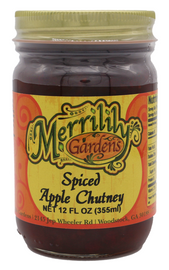 Merrilily Gardens Spiced Apple Chutney 12oz