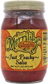 Merrilily Gardens Just Peachy Salsa 16oz