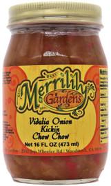 Merrilily Gardens Vidalia Onion Kickin Chow Chow 16oz