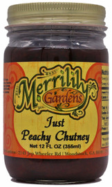 Merrilily Gardens Just Peachy Chutney 12oz
