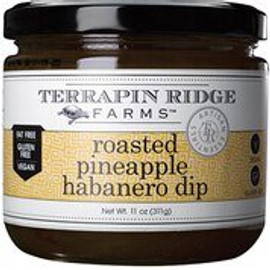 Terrapin Ridge Roasted Pineapple Habanero Dip 11oz