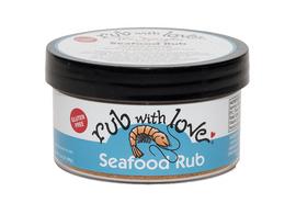 Rub With Love Seafood Rub 3.5 oz
