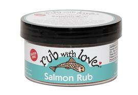 Rub With Love Salmon Rub 3.5 oz