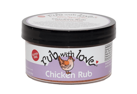 Rub With Love Chicken Spice Rub 3.5 oz