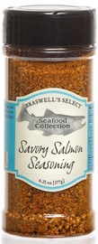 Braswell's Savory Salmon Seasoning 6.25oz
