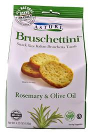 Asturi Rosemary & Olive Oil Bruschettini4.23oz