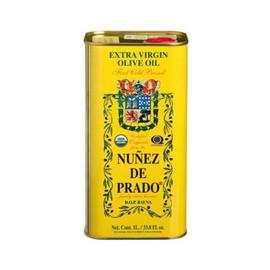 Nunez De Prado Organic EVOO 5 Liter Tins