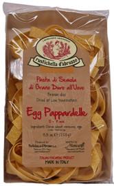 Rustichella d'Abruzzo Pappardelle Egg Pasta 8.8oz