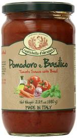 Rustichella D'Abruzzo Tomato Sauce with Basil 24oz