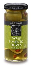 Sable & Rosenfeld Tipsy Olives 4.94 oz