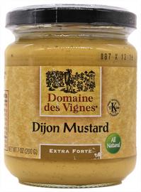 Domaine des Vignes Dijon Mustard 7oz