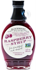Blackberry Patch Raspberry Syrup 12oz