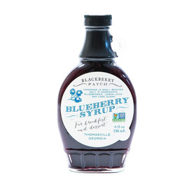 Blackberry Patch 3 Ingredient Blueberry Syrup 8oz