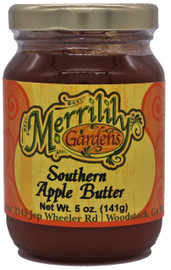 Merrilily Gardens Honey Kissed Apple Butter 5oz