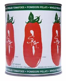 SMT Whole Peeled Tomatoes 28oz