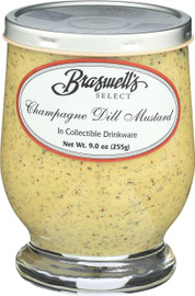 Braswell's Champagne Dill Mustard 9oz