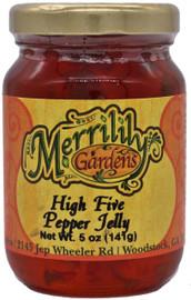 Merrilily Gardens Five Pepper Jelly 5oz