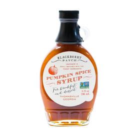 Blackberry Patch Pumpkin Spice Syrup 12oz